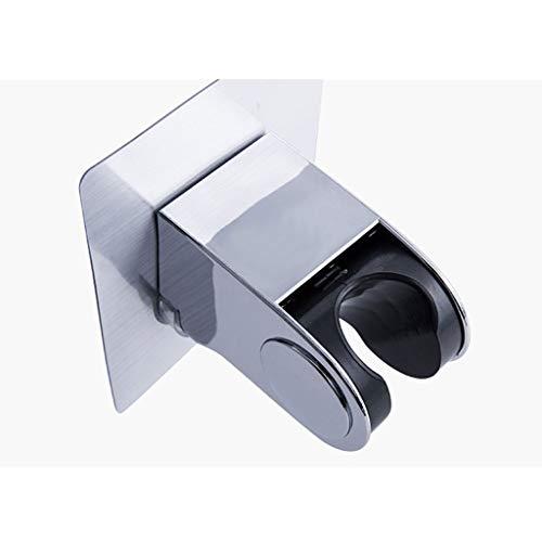 JJZXD 45 ° Ajustable Galvanizado Cabezal de Ducha Holder Fuerte montado en la Pared Titular de la Ducha de Mano Consolas Accesorios de baño