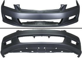 06 accord front bumper cover - 7