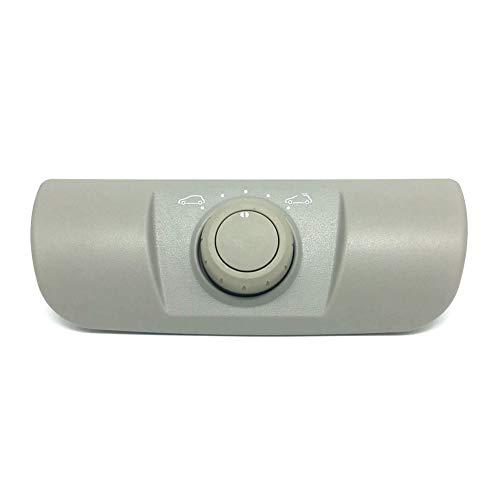 Liamostee Botón de interruptor del techo corredizo 8200 119 893 para Megane Scenic 2 Laguna 2