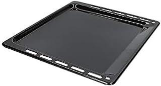 comprar comparacion Bandeja de cocción de grasa esmaltada para Bauknecht Whirlpool Ikea altura de horno 30mm
