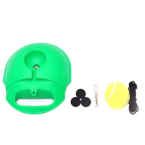 Taoyun Tennistrainerset met rebound bal, zelfstudie, tennistraining, trainingsgereedschap, geschikt voor beginnende…