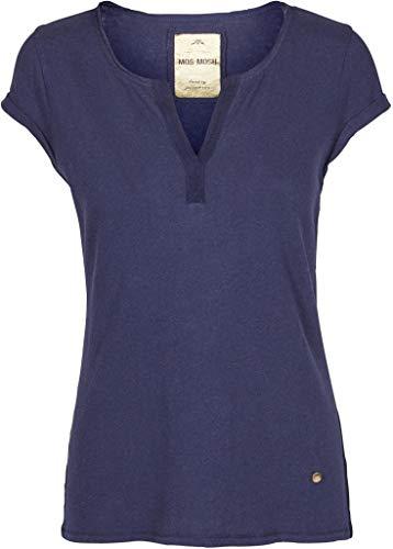 Mos Mosh - Maglietta da donna Blu XL
