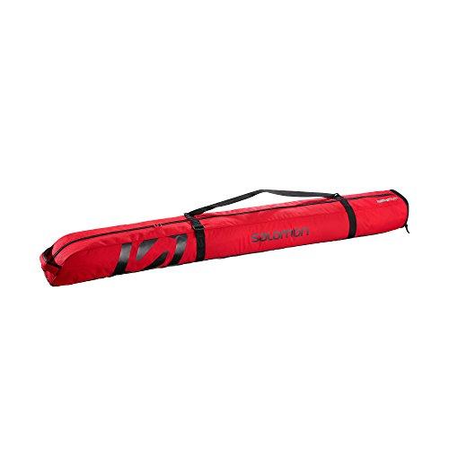 SALOMON(サロモン) スキーケース スキースリーブ JP EXTEND 1P 155+20 SKIBAG Barbados Cherry/Black L40014900