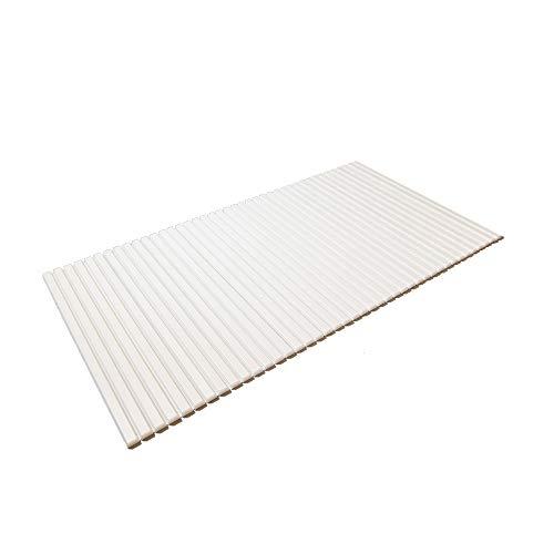 東プレ シャッター式風呂ふた ホワイト 75×139cm L14