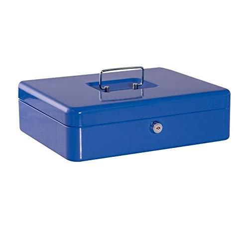 BTV Serie Einsparungen–Box Geldkassette 1490x 300x 240blau