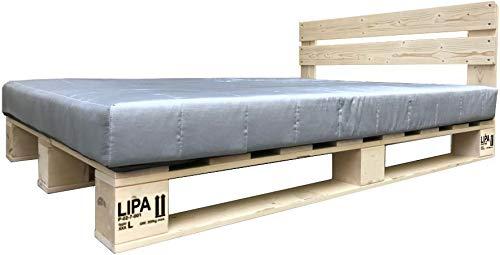 Lipa -   Palettenbett mit
