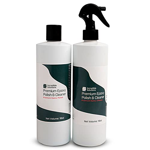 INCREDIBLE SOLUTIONS Polishing Compound and Cleaner Kit