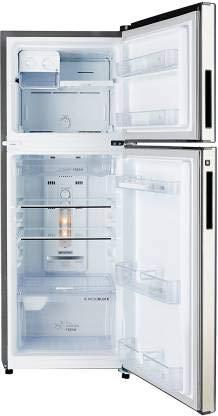 Whirlpool 245 L 2 Star Frost-Free Double Door Refrigerator, NEO DF258 ROY ARCTIC STEEL (2s)-N, Grey