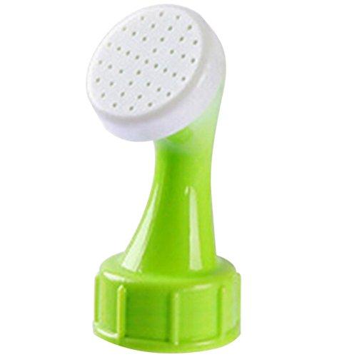Demarkt Gießaufsätze Wasserflaschen Aufsatz Sprühflasche Aufsatz Grün 7 x 3 x 2,2cm
