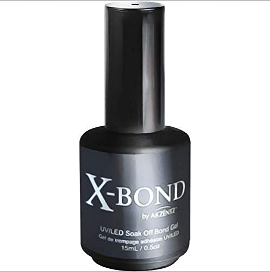 東方アンプ注目すべきアクセンツ UV/LED エックスボンド 15ml X-BOND