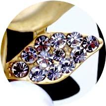 『つやたま【最高級】大粒11-12mm 本真珠 薔薇 パール ブローチ ピンクパープルカラー』の4枚目の画像