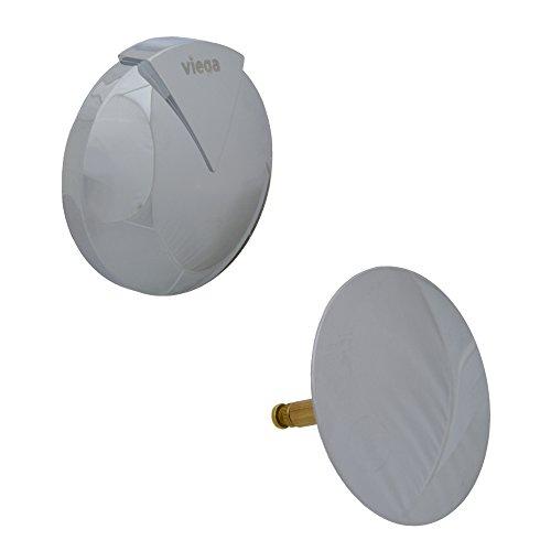 Viega 103378 Ausstattungsset Multiset 6162.0 Rosette und Ventilkegel, verchromt