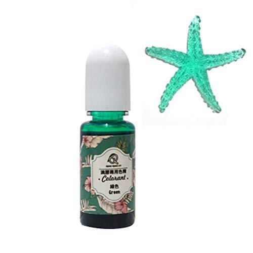 dljztrade pigmenten van uv-kunsthars, kleurrijk, vloeibaar, handgemaakt, geurloos, kleurstoffen, soort make-ing vert