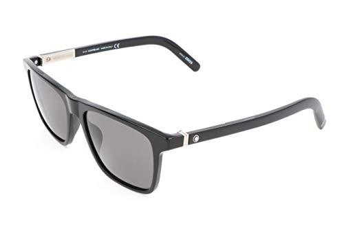 Mont Blanc Gafas de sol MB719S 01D -56 -17 -145 Gafas fabricadas con materiales seleccionados de alta calidad.