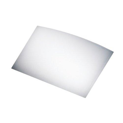Esselte Vade de escritorio, Transparente mate, 51x66cm, Plástico, 12434