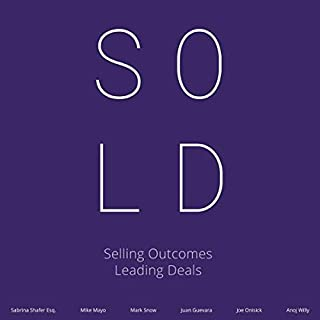 SOLD: Selling Outcomes Leading Deals cover art