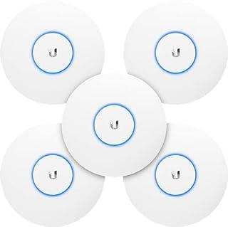 Ubiquiti UniFi AP Access Point Pro 5 Pieces Set, 3 x 3 MIMO (B016XYQWXU) | Amazon price tracker / tracking, Amazon price history charts, Amazon price watches, Amazon price drop alerts