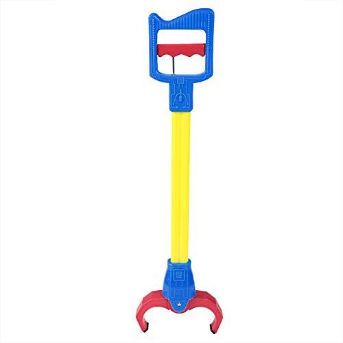 OhhGo Children Intelligence Toy Hand Claw Grabber Kids Grabbing Pick Up Toys Yellow