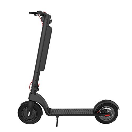 ZXCVBAS Elektro-Scooter, Erwachsene Elektro-Scooter Commuter, Elektrische Tretroller, Leicht Und Faltbar, Elektrische Tretroller Für Jungen Und Mädchen,