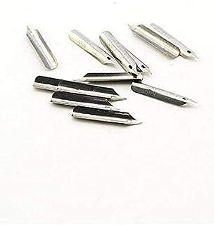 Argento Speedball 9401-101-Confezione da 12 Penne imperiali