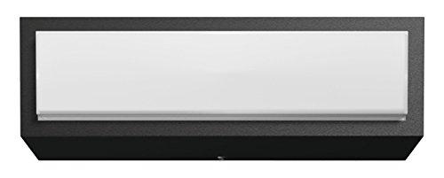 Philips Luminaire Extérieur STRATOSPHERE 2700K Applique, Anthracite