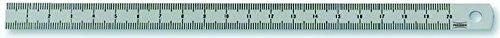 Preisvergleich Produktbild HELIOS-PREISSER 0460202 Biegsamer Stahlmaßstab rostfrei,  Teilung: A mm / 200 x 13 x 0,  5 mm