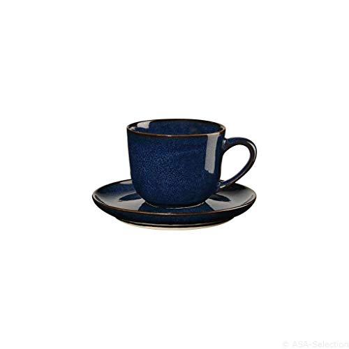 Espressotasse D.6, 7cm/H.5, 5cm/0, 09ltr. midnight blue SAISONS ASA-Selection (6 Stück)