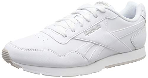 Reebok Glide, Zapatillas de Gimnasia para Mujer, Blanco (White/Steel Royal White/Steel Royal), 35.5 EU