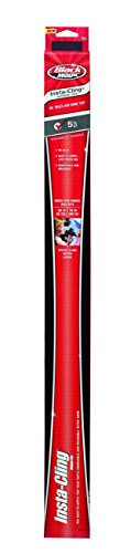Auto Expressions Black Magic 5044535 Insta Cling Film Static Cling, 5% VLT, 26-Inches x 78-Inches