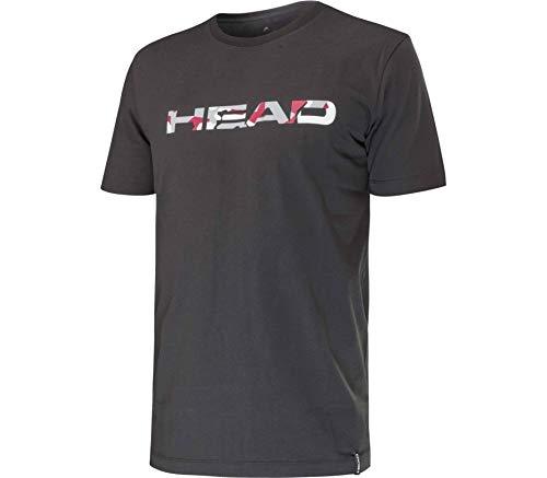 HEAD - Transition Terence Hommes Tennis Chemise (Noir) - S