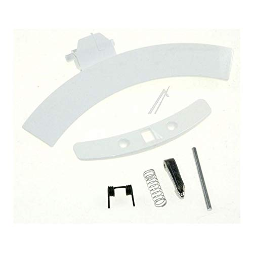 Kit Maniglia Porta Oblo Lavatrice Rex Aeg Electrolux 4055137402 Originale