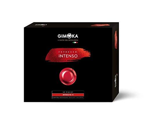 Gimoka Cápsulas de café | Nespresso* Cápsulas Profesionales compatibles por Zenius y...
