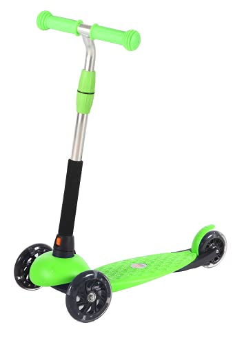 Product Image of the Voyage Sports 3 Wheel Scooter with Light Up Wheels Vehicle, for Kids Ages 3-7,...