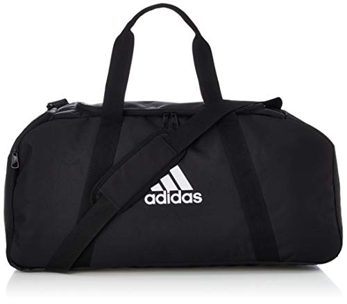 adidas TIRO DU M Borsone, Black/White, NS Menù