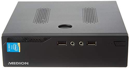 Medion S22003 MD34639 - MiniPC Ordenador de Sobremesa (Intel