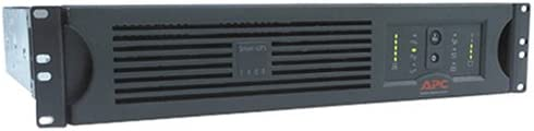 APC Smart-UPS 1500VA USB and Serial 2U Rackmount UPS System with ATX 1500 Power Supply SUA1500RM2U (Discontinued by Manufacturer)