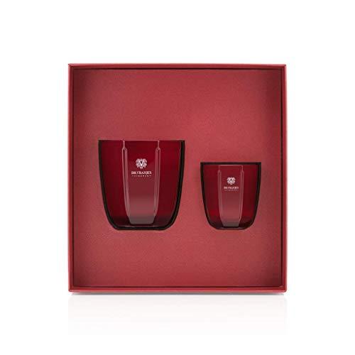 Dr. Vranjes - Candele Rosso Nobile in confezione regalo