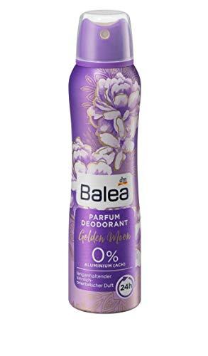Balea Parfum Deodorant Golden Moon 0% Aluminium 150 ml
