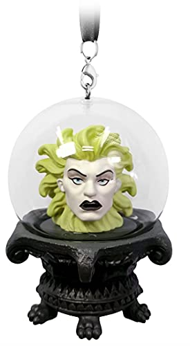 Disney Parks Exclusive - Christmas Tree Ornament - Madame Leota Glow-in-The-Dark - The Haunted Mansion