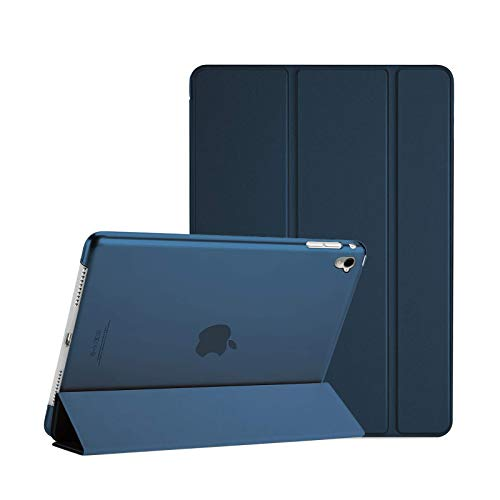 TechDealsUK Smart Magnetic Stand Case Cover with Automatic Wake/Sleep for Apple iPad Air (1st Generation) A1474 A1475 A1476 (Blue)