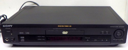 Sale!! Sony Dvp-s500d DVD Player