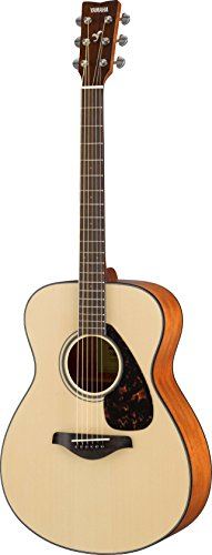 YAMAHA FS800 Small Body Solid Top Acoustic Guitar