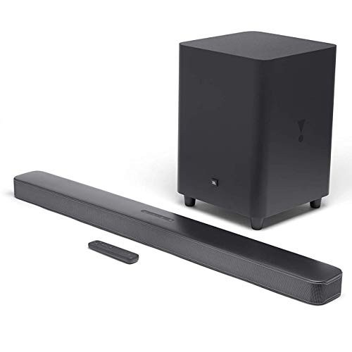 JBL Bar 5.1 Surround - Barra de sonido 5.1 con...