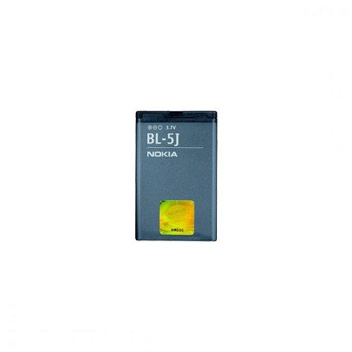 Batteria 5800XpressMusic di origine Nokia BL-5J Ioni di Litio 1320mAh 3,7V per il Nokia 5800XpressMusic