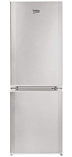 Beko CS234022S Libera installazione 295L A+ Argento frigorifero con congelatore