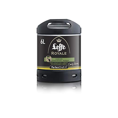 Leffe Royal Cascade IPA Fass 6l für Perfect Draft
