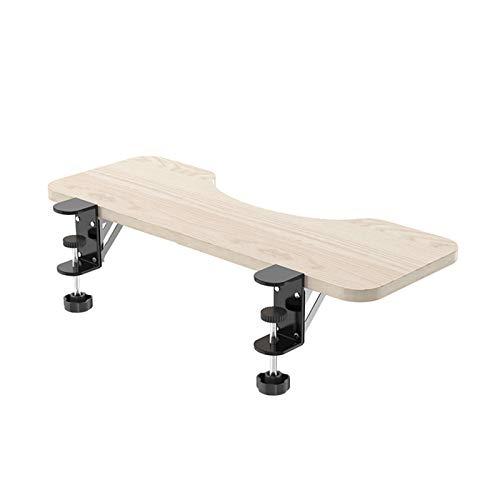 Tastaturauszug Weiß Tastaturhalterung Halterung Unter Schreibtisch Zulage Unterbau Tastatur Und Maus Halterung Holz Ausziehbare Tastaturablage Faltbar/Bogen/Punch-frei