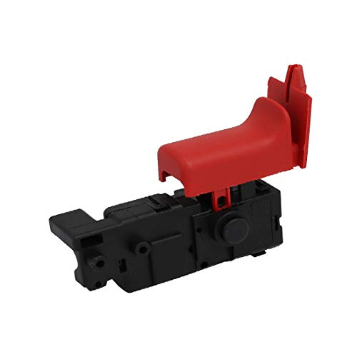New Lon0167 Accesorios para Destacados herramientas eléctricas 250V eficacia confiable 4 (4) Interruptor tipo martillo negro Para bosch GBH2-28DRE(id:804 a7 51 61b)