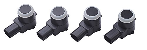 ENA Pack of 4 Rear Reverse Backup Parking Assist Sensors Compatible with Chevrolet GMC 25961317