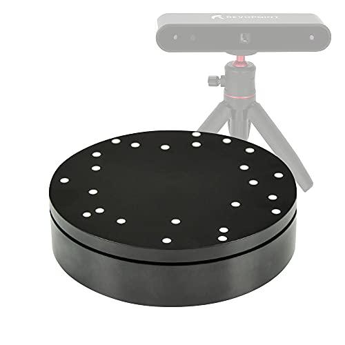 Revopoint Tocadiscos automáticos para POP 3D Escáner giratorio de 360 grados para fotografía giratoria soporte de exhibición Scanning Stand